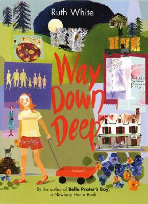Cover for Way Down Deep