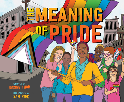 Cover for The Meaning of Pride