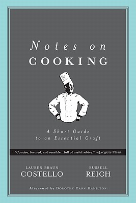 Notes on Cooking Cover