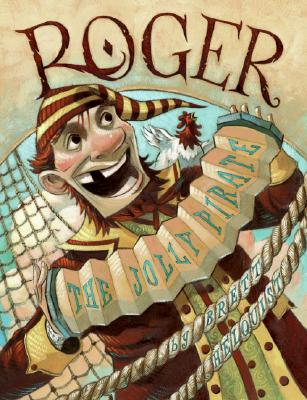 Roger, the Jolly Pirate Cover Image