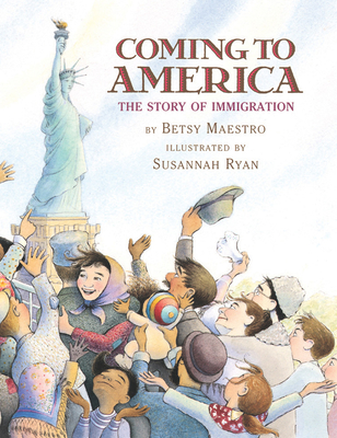 Coming to America: The Story of Immigration: The Story Of Immigration Cover Image