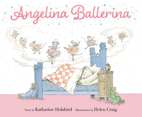 Angelina Ballerina Cover Image