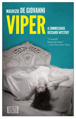 Viper: A Commissario Ricciardi Mystery Cover Image