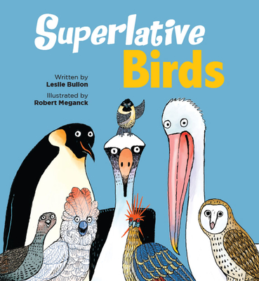 Superlative Birds Cover Image