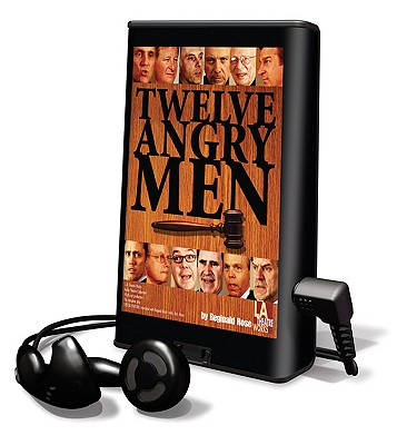 Twelve Angry Men [With Earbuds] (Playaway Adult Fiction) Cover Image