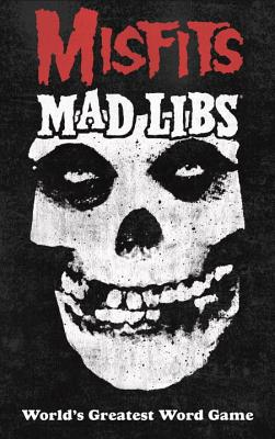 Misfits Mad Libs Cover Image