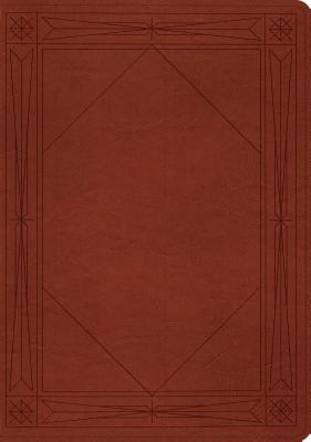 Study Bible-ESV-Window Design (Imitation Leather) | Lowry's