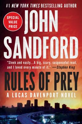 Rules of Prey (A Prey Novel #1) Cover Image