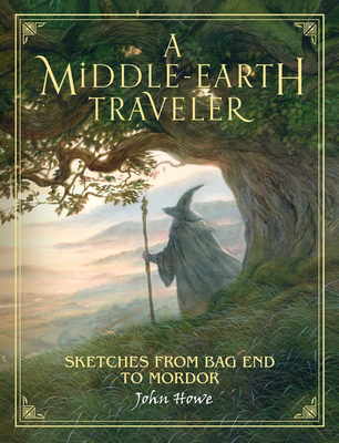 A Middle-earth Traveler: Sketches from Bag End to Mordor Cover Image