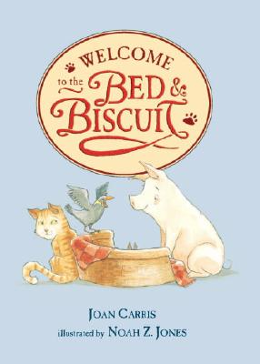 Welcome to the Bed and Biscuit Cover