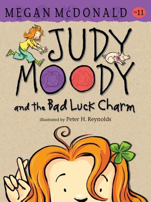 Judy Moody and the Bad Luck Charm Cover