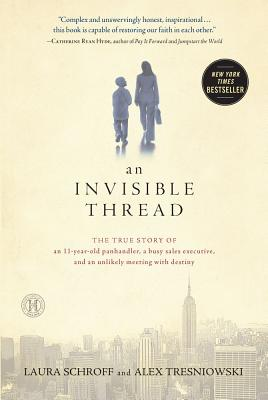 An Invisible Thread Cover