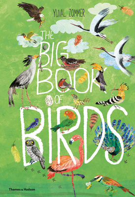The Big Book of Birds (The Big Book Series) Cover Image