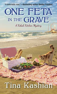 One Feta in the Grave (A Kebab Kitchen Mystery #3) Cover Image