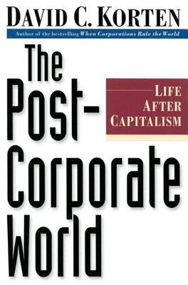 The Post-Corporate World Cover