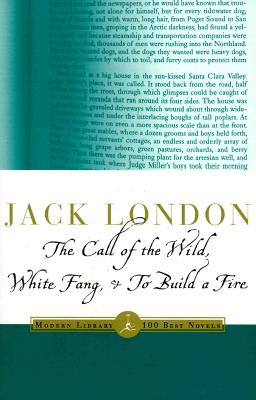 The Call of the Wild, White Fang & to Build a Fire Cover Image