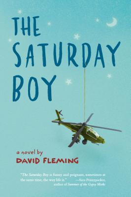 Saturday Boy Cover