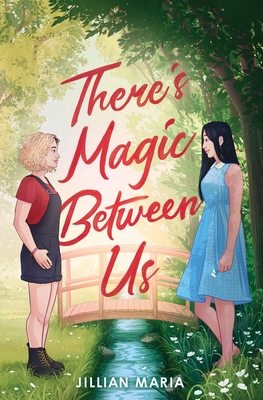 Cover for There's Magic Between Us