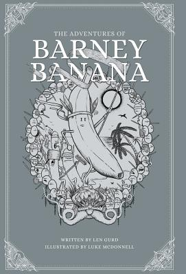 Barney the Banana Cover Image