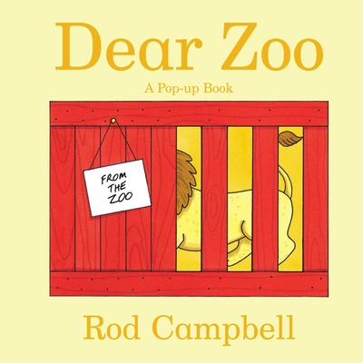 Dear Zoo Cover