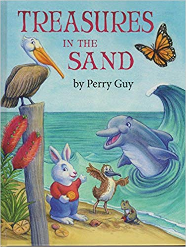 Treasures in the Sand Cover Image