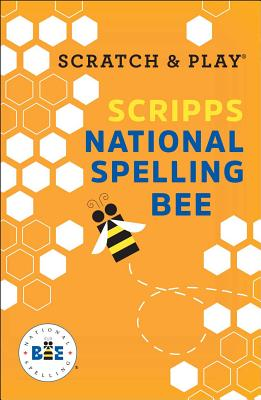 Scratch & Play Scripps National Spelling Bee Cover Image