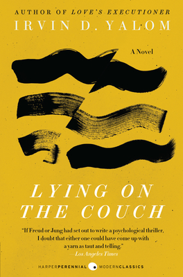 Lying on the Couch: A Novel Cover Image