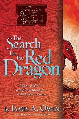 The Search for the Red Dragon Cover