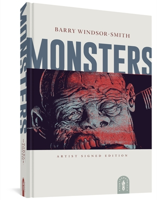 Monsters (Signed Edition) Cover Image
