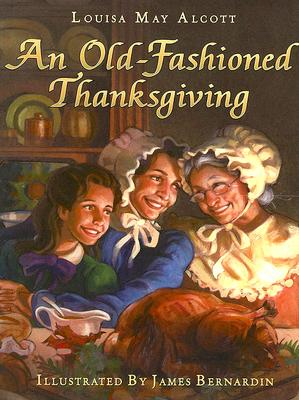 An Old-Fashioned Thanksgiving Cover Image