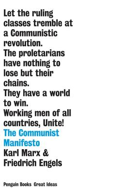 The Communist Manifesto (Penguin Great Ideas) Cover Image