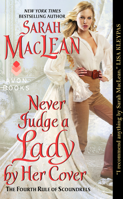 Never Judge a Lady by Her Cover Cover
