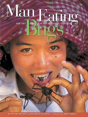 Man Eating Bugs Cover