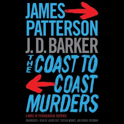The Coast-To-Coast Murders Cover Image