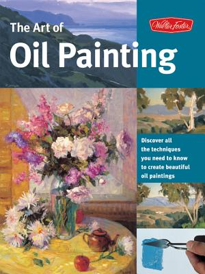The Art of Oil Painting Cover
