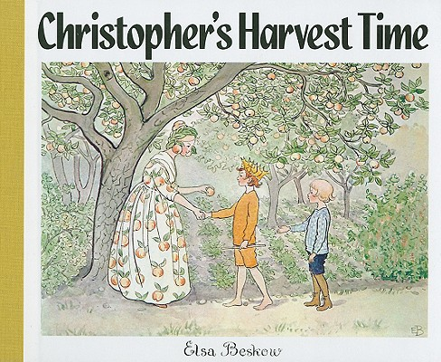 Christopher's Harvest Time Cover