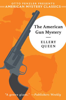 Cover for The American Gun Mystery