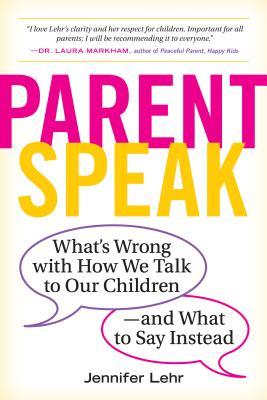Cover for ParentSpeak
