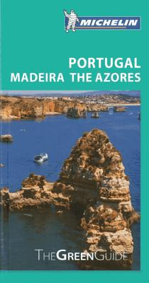 Michelin Green Guide Portugal Madeira the Azores Cover
