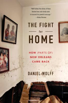 The Fight for Home Cover