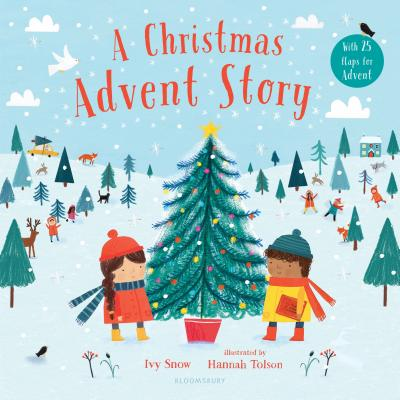 A Christmas Advent Story Cover Image