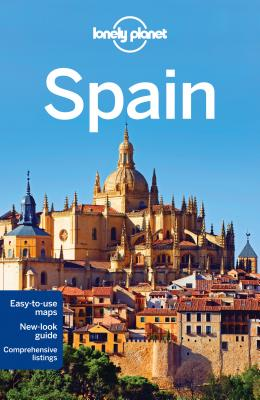 Lonely Planet Spain Cover Image