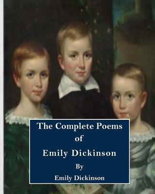 The Complete Poems of Emily Dickinson Cover Image
