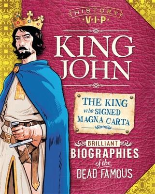 History VIPs: King John Cover Image
