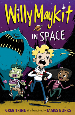 Willy Maykit in Space Cover