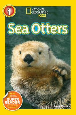 National Geographic Readers: Sea Otters Cover Image