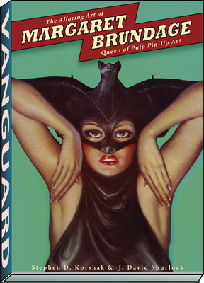 Alluring Art of Margaret Brundage: Queen of Pulp Pin-Up Art Cover Image