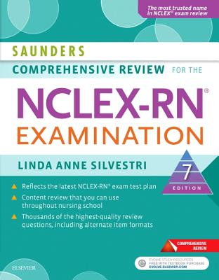 Saunders Comprehensive Review for the Nclex-Rn? Examination Cover Image