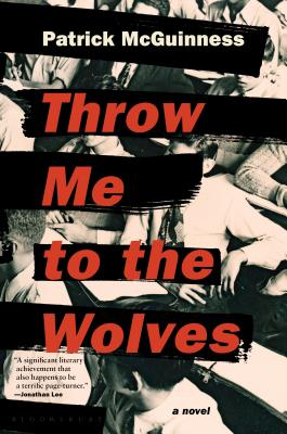 Throw Me to the Wolves Cover Image