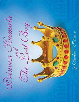 Princess Kamala and the Lost Boy Cover Image